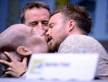 """Breaking Bad"" Panel - Comic-Con International 2013"